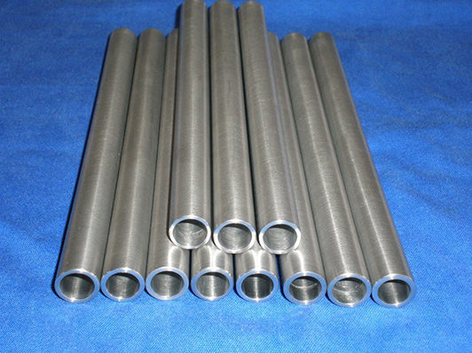 Seamless pipe tube baoji saga metal titanium nickel